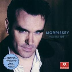 """Das vierte Studioalbum """"Vauxhall and I"""" von Morrissey ist neu aufgelegt als """"20th Anniversary Definitive Master"""" am 30. Mai 2014 erschienen"""