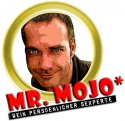 Mr. Mojo selbst wurde mal auf einer Kaufhaustoilette erwischtt