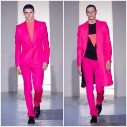 Zumindest als CSD-Outfit nicht schlecht... - Quelle: Mugler
