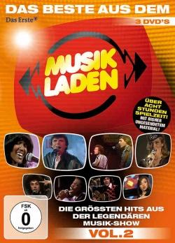 """Der von Radio Bremen produzierte """"Musikladen"""" lief von 1972 bis 1984 in insgesamt 90 Folgen im Fernsehprogramm der ARD"""