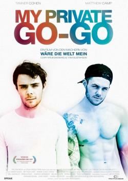 """Die DVD """"MY PRIVATE GO-GO"""" ist bereits am 28. März 2014 bei Pro-Fun erschienen"""