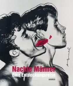 Der Katalog ist mit zwei verschiedenen Covern erhältlich: zum einen mit einem erotischen Männerpaar von Andy Warhol, ...