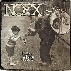"""Das neue Album """"First Ditch Effort"""" von NOFX ist am 7. Oktober 2016 erschienen"""
