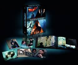 """Eine Woche vor der Kino-Premiere von Nolans Film """"The Dark Knight Rises"""" ver�ffentlicht Warner Home Video eine Director's Collection"""