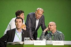 """Lange Gesichter bei den Grünen: Die """"Pädo-Debatte"""" kam zur Unzeit"""