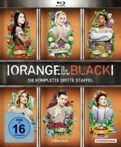 """""""Orange Is the New Black � Die komplette dritte Staffel"""" ist am 2. Juni 2016 auf DVD und Blu-ray erschienen"""