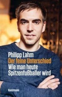 """In seinem Buch """"Der feine Unterschied: Wie man heute Spitzenfußballer wird"""" outete sich Lahm 2011 als hetero"""