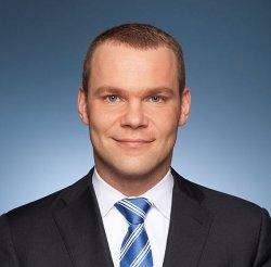 Einer der Initiatoren: Philipp-Sebastian K�hn, Fachsprecher Schwule und Lesben der SPD-B�rgerschaftsfraktion