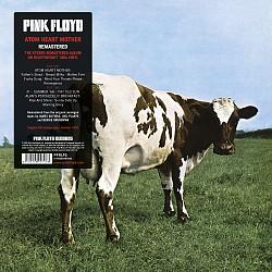 """Das Kult-Album """"Atom Heart Mother"""" ist am 23. September 2016 komplett remastered auf Vinyl erschienen"""