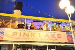 Eines der Highlights des Festivals: die Boat Cruise Party am Samstagabend