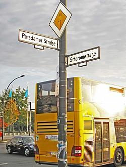Tatort Potsdamer Straße: Homophobe Gewalt in der Berliner Innenstadt - Quelle: Karl-Ludwig G. Poggemann / flickr / cc by 2.0