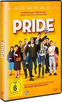 """Die britische Kom�die """"Pride"""" ist seit 13. M�rz 2015 auf DVD und Blu-ray erh�ltlich"""