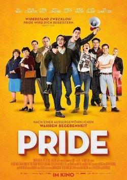 """Poster zum Film: """"Pride"""" startet am 30. Oktober in den deutschen Kinos"""