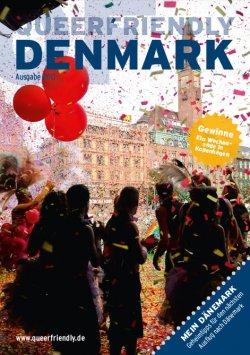 """Szene- und Reisetipps f�r das Nachbarland im Norden: """"Queerfriendly Denmark 2013"""""""
