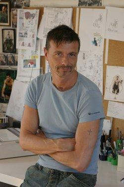 Zeichner und Chronist der Schwulenbewegung: Ralf König, Jahrgang 1960, veröffentlichte seine ersten Comics mit 20 Jahren