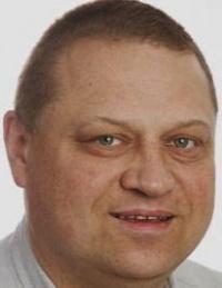 Schwer entt�uscht von seiner Partei: Ralph Hoffmann vom Landesarbeitskreis Gr�nAndersrum
