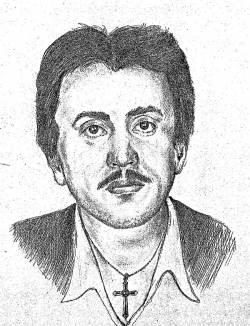 Phantombild des mutmaßlichen Täters aus dem Jahr 1987 - Quelle: Polizei Berlin