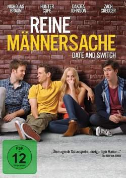 """Die Coming-of-Age-Story """"Reine Männersache ist am 25. Juli 2014 auf DVD, Blu-ray und Video on Demand erschienen"""