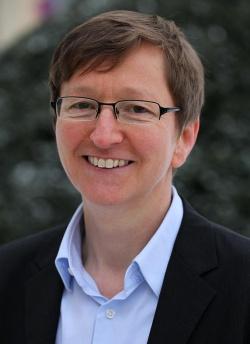 Die Laudatorin: Renate Rampf ist Pressesprecherin des Lesben- und Schwulenverbands in Deutschland (LSVD)