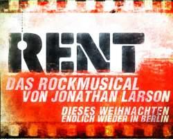 Das Plakat zum Musical