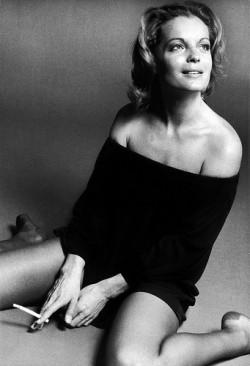 Sexy, selbstbewusst, ganz ohne Sissi-Kitsch: Romy Schneider - Quelle: Bundeskunsthalle