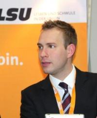 LSU-Vorstand Ronny Pohle hält seinen Vorsitzenden für zu schwach
