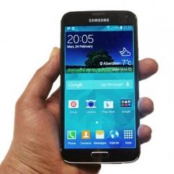 Das S5 punktet u.a. mit einem Standby-Betrieb von 390 Stunden und einer 16-Megapixel-Kamera - Quelle: Samsung