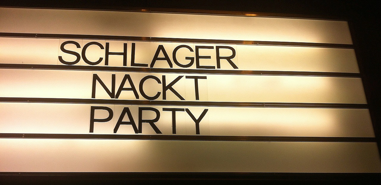 schlager nackt party berlin