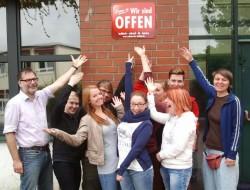 Mit der Wilhelm-Kraft-Schule in Sprockh�vel hat die erste Schule aus Westfalen ihre Teilnahme am Projekt erkl�rt - Quelle: schule-der-vielfalt.de