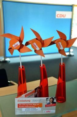 Die LSU will in der Union f�r frischen Wind sorgen - Quelle: Rainer Schadow