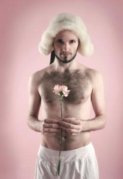 """Beitrag von Artboydancing alias Stephan White f�r """"Mein schwules Auge 9"""""""