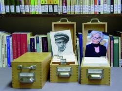 as Archiv des Schwulen Museums befindet sich im 1. Obergeschoss und ist w�hrend der �ffnungszeiten (Mo, Mi, Do, Fr 14-18 Uhr) ohne Anmeldung nutzbar