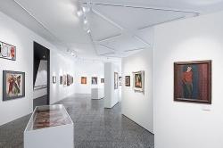 Neben einer Dauerausstellung zeigt das Schwule Museum* regelm��ig Sonderausstellungen