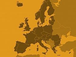 """Von Island bis Zypern: Die Karte zeigt die Staaten der """"Single Euro Payments Area"""" - Quelle: Recrea HQ / flickr / cc by-sa 2.0"""