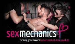 Typische Mechaniker bei der Mittagspause.... - Quelle: Danny Frede