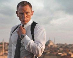 """Daniel Craig spielt in """"Skyfall"""" zum dritten Mal den britischen Geheimagenten James Bond - Quelle: Sony Pictures"""