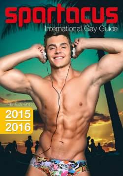 Das Cover der druckfrischen Spartacus-Ausgabe für 2015/2016