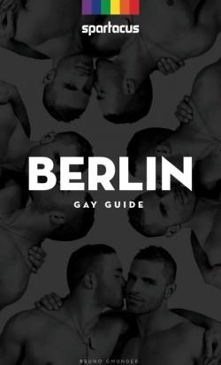 """Der """"Spartacus Berlin Gay Guide 2016"""" ist seit Anfang Januar im Buchhandel erhältlich"""