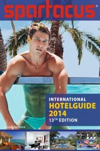 """Vom """"Spartacus International Hotel Guide 2014"""" ist jetzt die 13. Ausgabe erhältlich"""