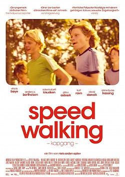 """Die Edition Salzgeber hat """"Speed Walking"""" mit deutschen Untertiteln auf DVD veröffentlicht"""