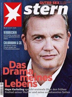 """Im aktuellen """"Stern"""" spricht Kerkeling erstmals �ber den Selbstmord seiner Mutter"""