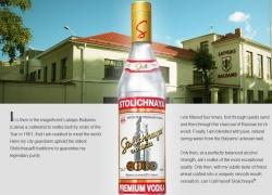 """Die lettische Version, """"Premium Vodka"""", wird international von SPI vertrieben und wurde nun zur Zielscheibe des Boykotts"""
