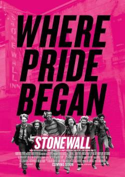 """Poster zum Film: Bundesweiter Kinostart von """"Stonewall"""" ist am 19. November 2015"""