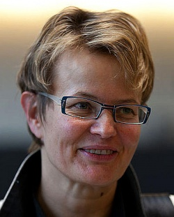 Prof. Dr. Susanne Baer ist seit dem 2. Februar 2011 Richterin am Ersten Senat dws Bundesverfassungsgerichts - Quelle: Wiki Commons / Mathias Schindler / CC-BY-SA-3.0