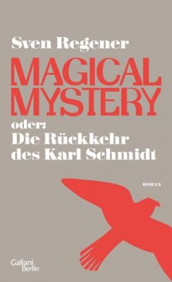 "Ein Roman aus der Techno-Szene: ""Magical Mystery"""