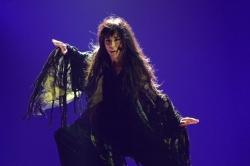 """Räumt Loreen für Schweden im Halbfinale ab? Ihr Dance-Pop-Titel """"Euphoria"""" gilt als Top-Favorit für den Sieg - Quelle: Elke Roels (EBU)"""