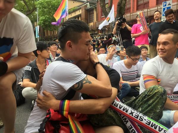Taiwan ebnet Weg für Homo-Ehe