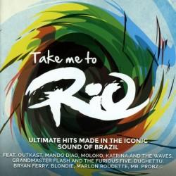 """""""Take me to Rio"""" ist am 22. Juli 2016 erschienen"""
