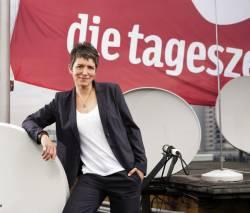 Ines Pohl, Jahrgang 1967, ist seit 2009 Chefredakteurin der taz - Quelle: Anja Weber/taz