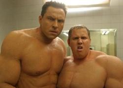 """Zuviel Testosteron: Die Comedians Matt Lucas & David Walliams in """"Little Britain USA"""" - Quelle: Warner Home Video"""